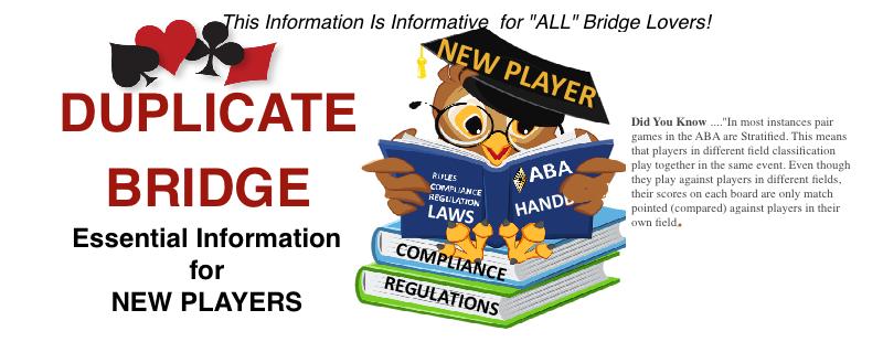 New Players Handbook